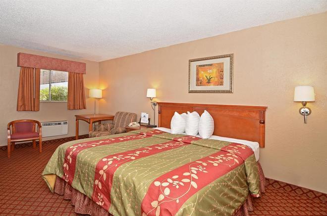 Americas Best Value Inn Stephenville - Stephenville - Schlafzimmer