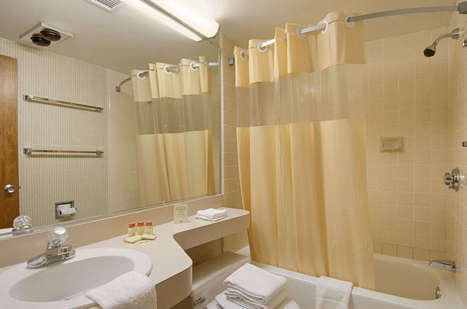 科羅拉多斯普林斯戴斯酒店 - 科羅拉多斯普林斯 - 科羅拉多泉 - 浴室