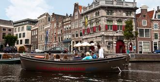 Van der Valk Hotel Haarlem - Haarlem - Näkymät ulkona