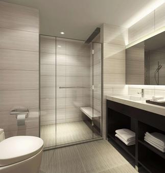 深圳東門凱悅嘉軒酒店 - 深圳 - 浴室