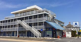 Sea Breeze Inn - Ocean City - Building