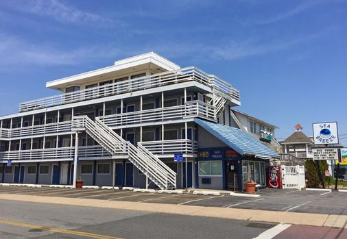 Sea Breeze Inn - Ocean City - Edificio