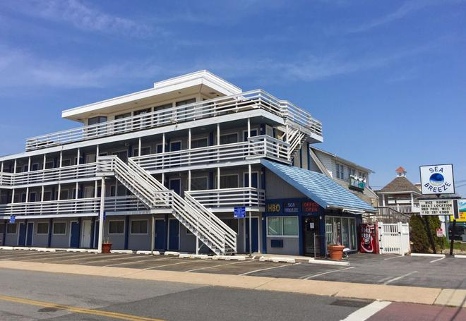 Sea Breeze Inn - Ocean City - Bâtiment