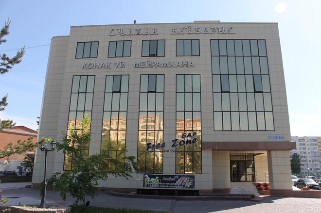 Sultan Beibarys Hotel - Astana - Edificio
