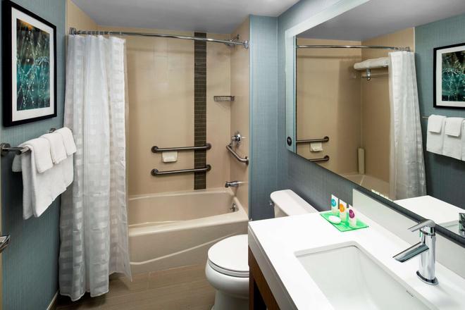 長島市凱悅嘉軒飯店 - 皇後區 - 浴室