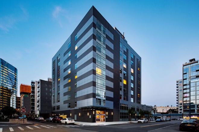 長島市凱悅嘉軒飯店 - 皇後區 - 建築