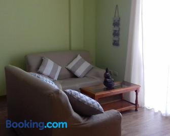 Aptos. Mar de Plata - Garachico - Living room