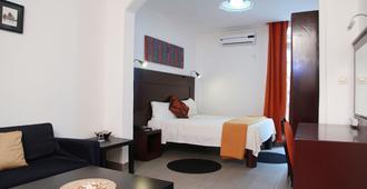 Residence du Plateau - Dakar - Bedroom