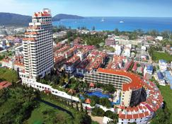 The Royal Paradise Hotel & Spa - Patong - Außenansicht