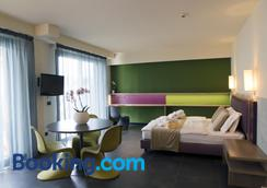 杜雷克酒店 - 加爾達湖畔布倫佐內 - 布冷佐奈 - 臥室