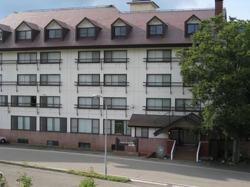 Highland Hotel Sanso - Semboku - Gebäude