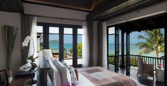 Anantara Lawana Koh Samui Resort - קו סאמוי - חדר שינה