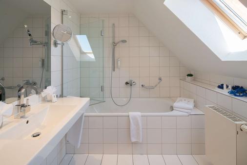 Best Western Hotel Am Straßberger Tor - Plauen - Bathroom