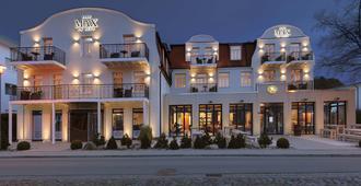 Hotel Max am Meer Kühlungsborn - Kuehlungsborn - Κτίριο