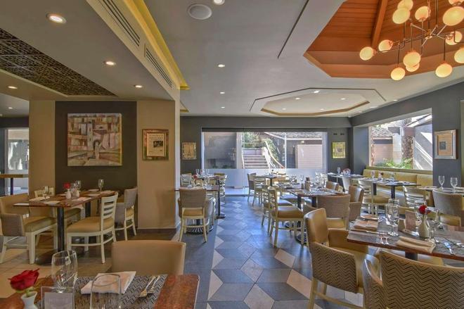 Hotel Lucerna Mexicali - Mexicali - Restaurant