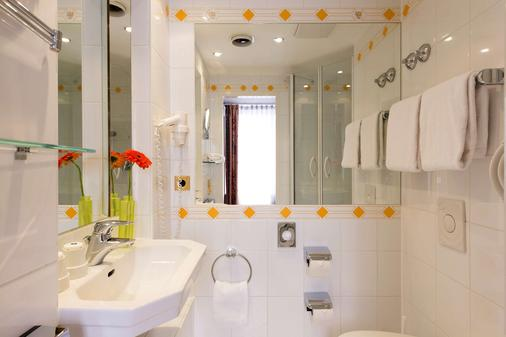 Living Hotel Berlin Mitte by Derag - Berlin - Bathroom