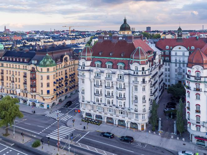 Hotel Esplanade, Sure Hotel Collection by Best Western - Tukholma - Näkymät ulkona