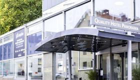 Quality Hotel Panorama, Gothenburg - Göteborg - Bâtiment