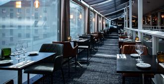 Quality Hotel Panorama, Gothenburg - Gotemburgo - Restaurante