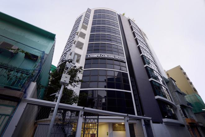 Champa Central Hotel - Malé - Gebouw