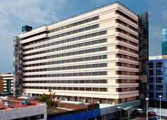 Ac Hotel Iberia Las Palmas - ลาสปาลกรานคานาเรีย - อาคาร