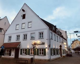 Gasthaus Pfafflinger - Neuburg an der Donau - Gebouw