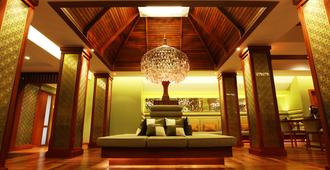 The Privilege Floor By Borei Angkor - סיאם ריפ - לובי