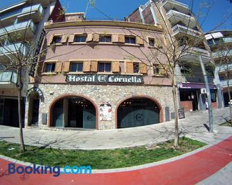 Hostal Restaurante Cornella - Cornellà de Llobregat - Gebouw
