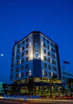 科豪酒店 - 新山 - 柔佛巴魯 - 建築