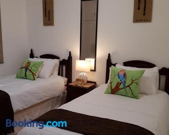 African Dwarf Kingfisher Guesthouse - Eshowe - Camera da letto