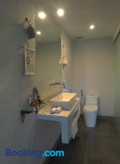 Mekong Riverside Boutique Resort & Spa - Cái Bè - Bathroom