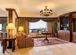 Park Tower, a Luxury Collection Hotel, Buenos Aires - Buenos Aires - Wohnzimmer