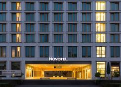 Novotel Karlsruhe City - Карлсруэ - Здание