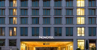 Novotel Karlsruhe City - Karlsruhe - Edificio