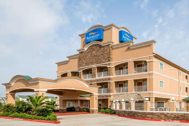 Baymont by Wyndham Galveston - Galveston - Building