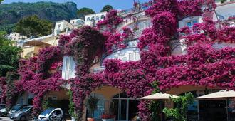 Positano Art Hotel Pasitea - Positano - Rakennus