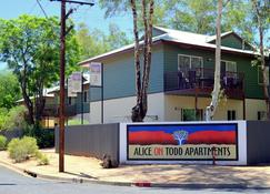 Alice on Todd Apartments - Alice Springs - Building