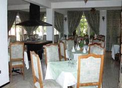 Hôtel des Cascades Ecolodge - Imouzzer des Ida Ou Tanane - Restaurant