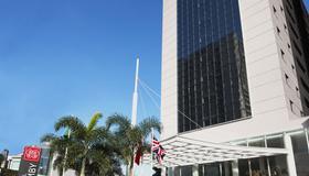 Hotel Panamby São Paulo - São Paulo - Edificio