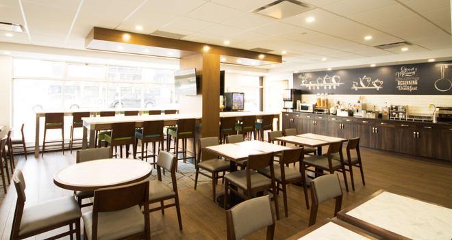 Best Western Plus Suites Downtown - Calgary - Ravintola