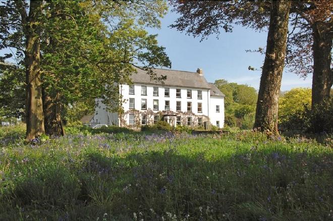 Cuffern Manor - Haverfordwest - Building