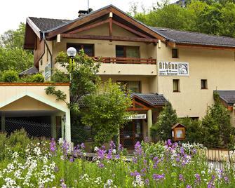 Hotel Athena - Brides-les-Bains - Building