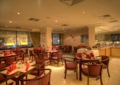 Al Diar Mina Hotel - Abu Dhabi - Restaurante