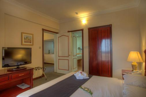 Al Diar Mina Hotel - Abu Dhabi - Bedroom