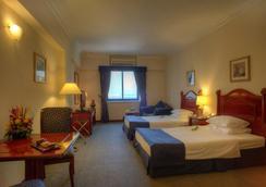 阿爾達爾米娜酒店 - 阿布達比 - 阿布達比 - 臥室