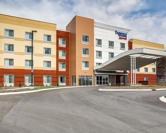 Fairfield Inn & Suites Columbia - Columbia - Gebäude