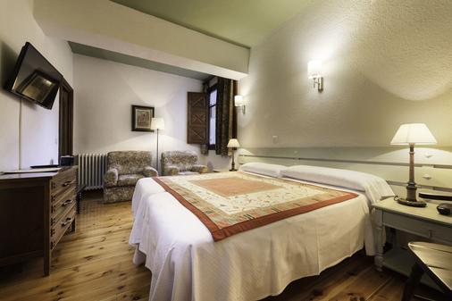 Conde Aznar - Jaca - Bedroom