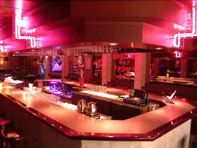 Auberge Centre-Ville - Saguenay - Bar