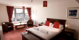 Park Central Hotel - בורנמאות' - חדר שינה