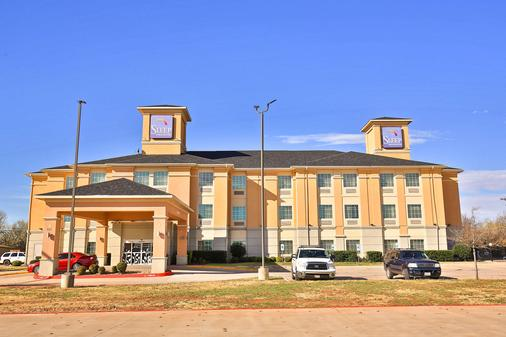 司麗普酒店及套房 - 阿比林 - 建築